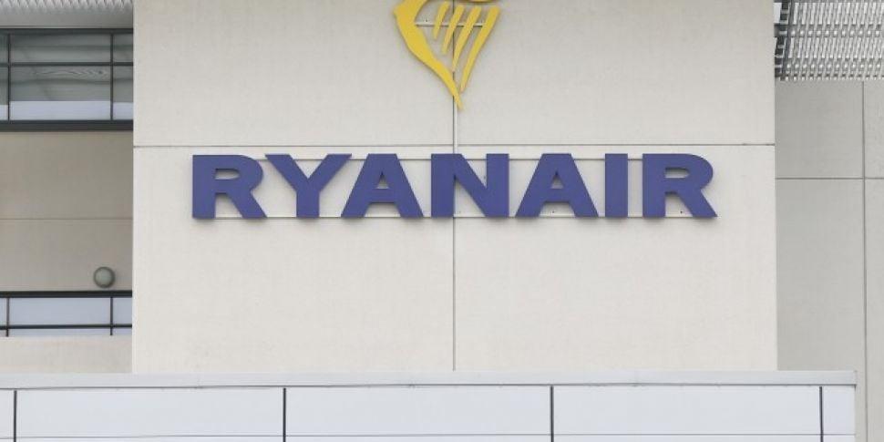 Ryanair Again Calls For Dublin...