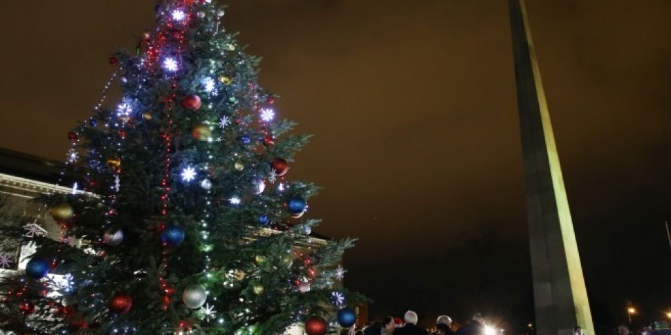 Dublin City Sites To Be Lit Up...