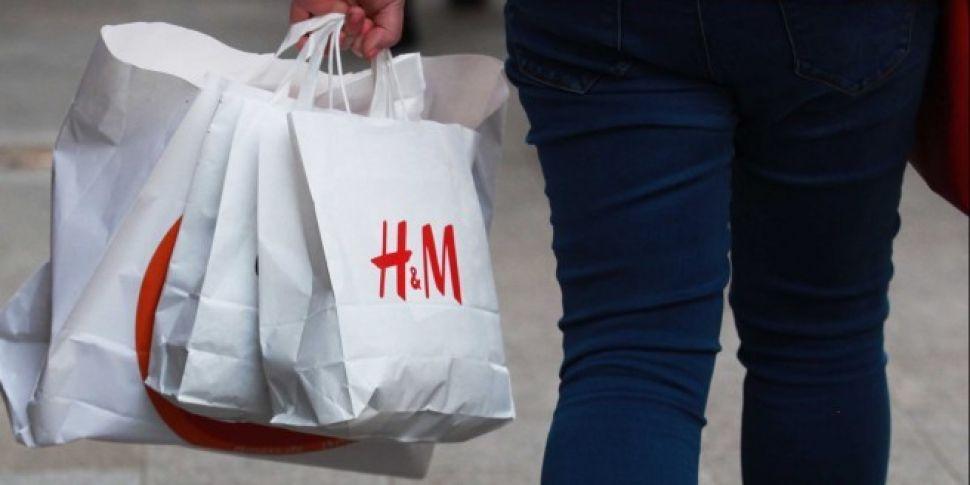 Irish Shoppers Spent A Record...