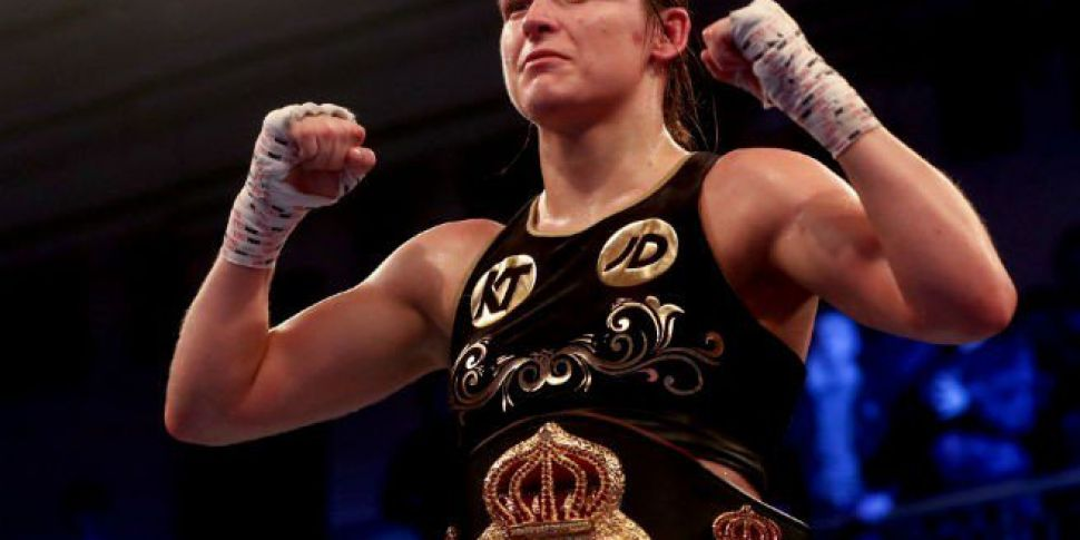 Katie Taylor Documentary Trail...