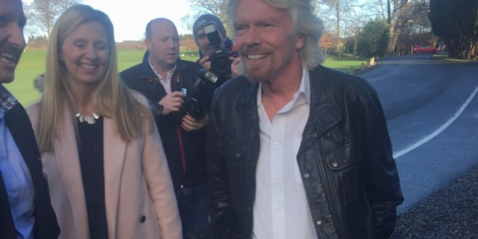 Sir Richard Branson Launches C...