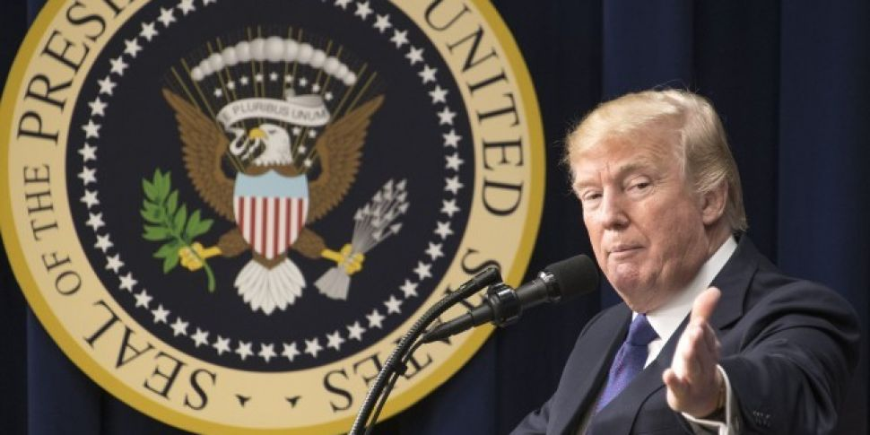 President Trump Rules Out Rele...