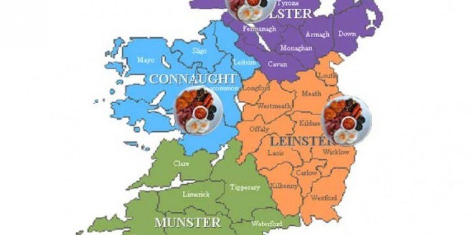 The Best Breakfasts In Ireland...