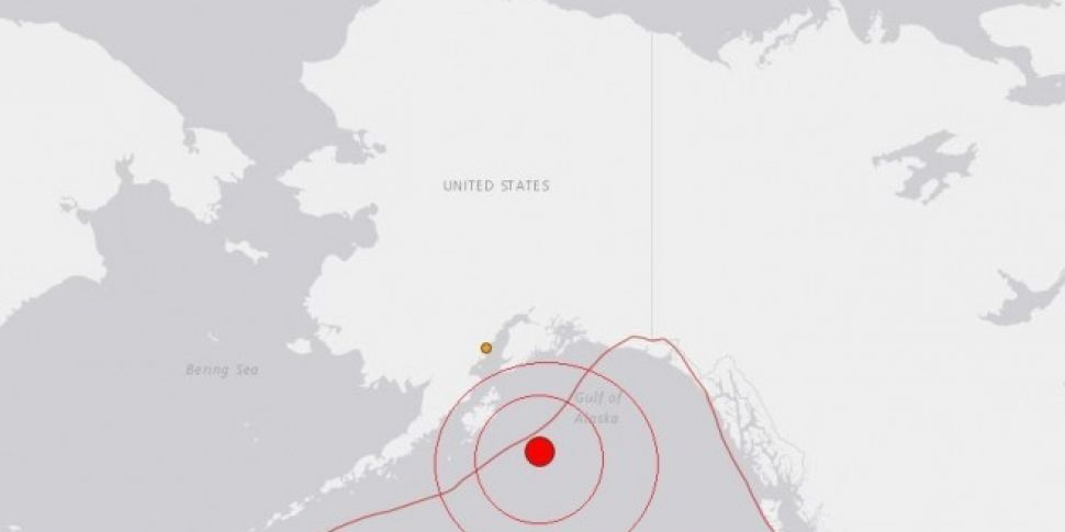 Tsunami Warning Issued After A...