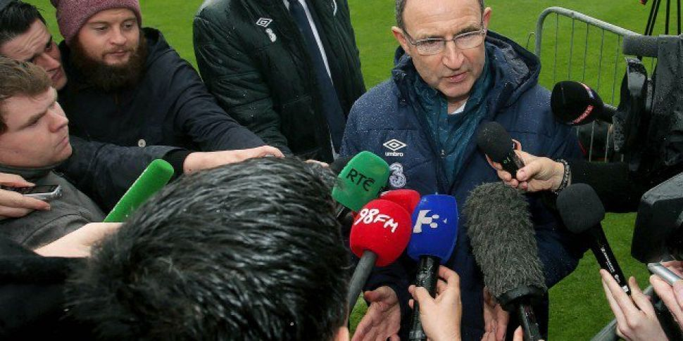 """""""Martin O'Neill feels ther..."""