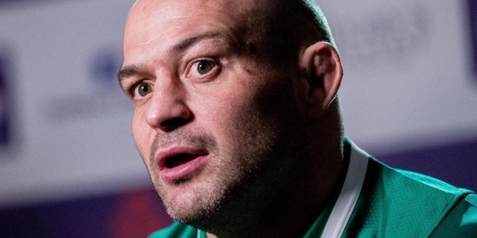 Rory Best set to agree new IRF...