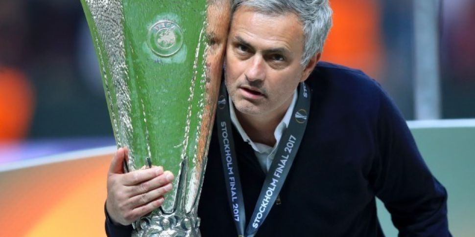 Mourinho signs new contract at...
