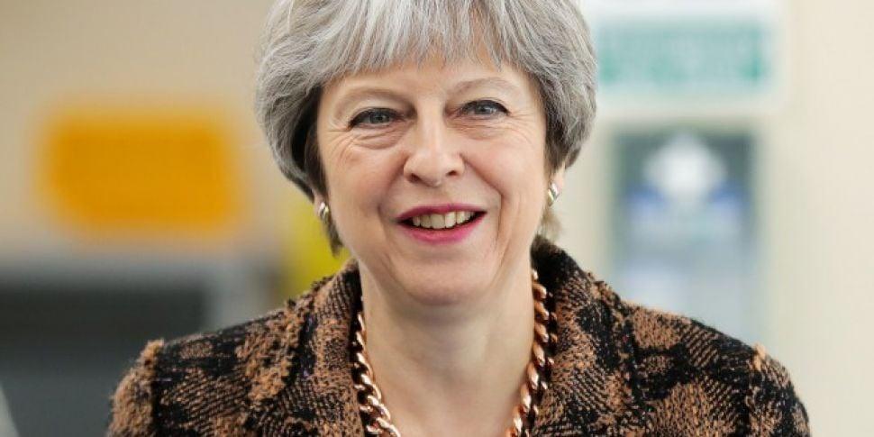 Theresa May To Visit Northern...