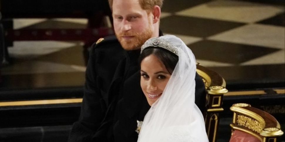 Prince Harry And Meghan Markle...