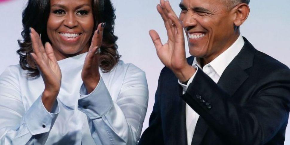 Barack & Michelle Obama Voted...