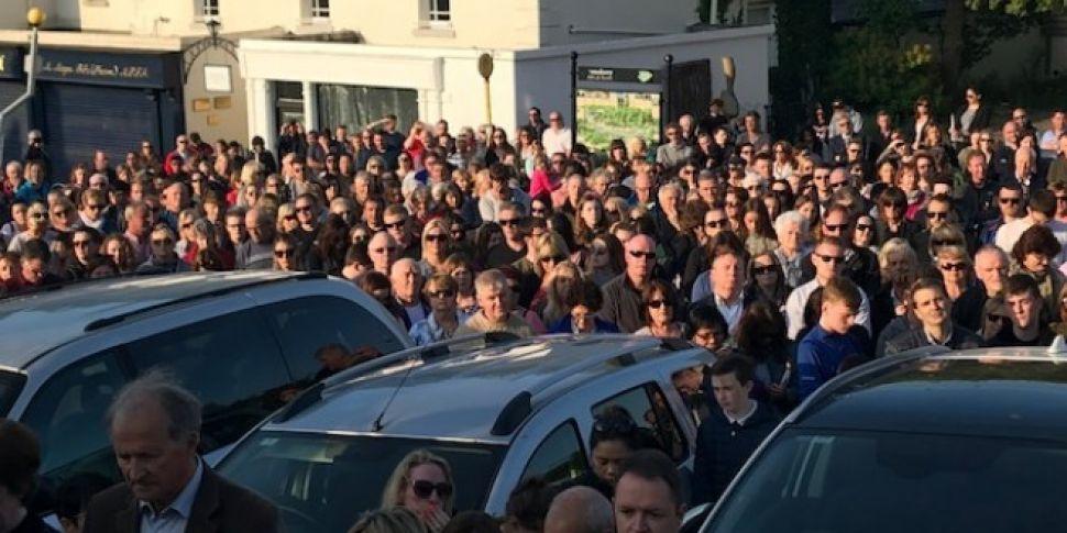 Hundreds Attend Vigil For Jast...