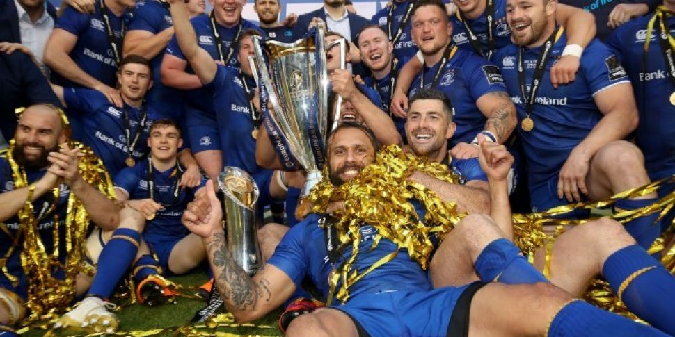 Leinster grouped with three fo...