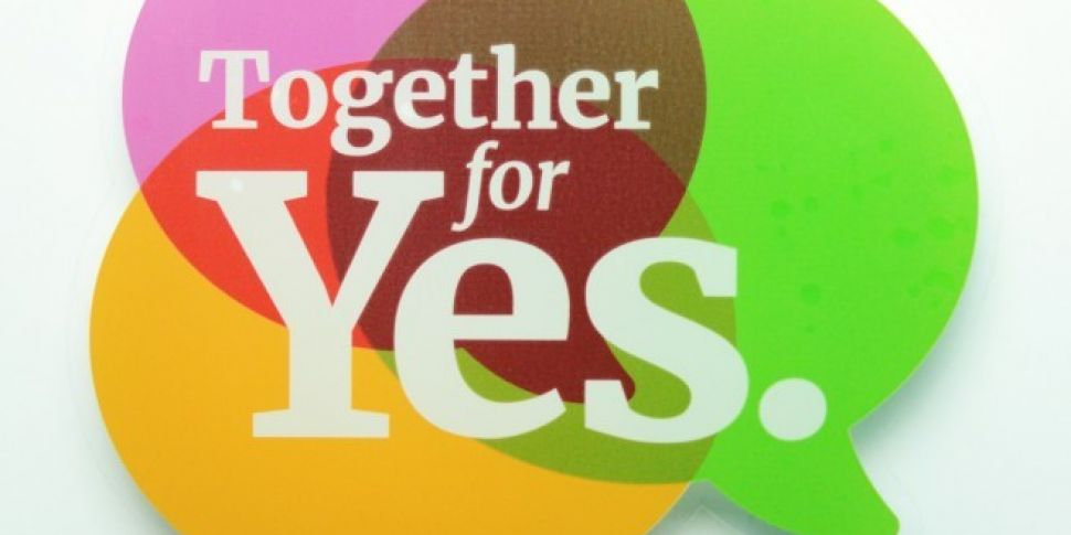 'Together For Yes' Say...