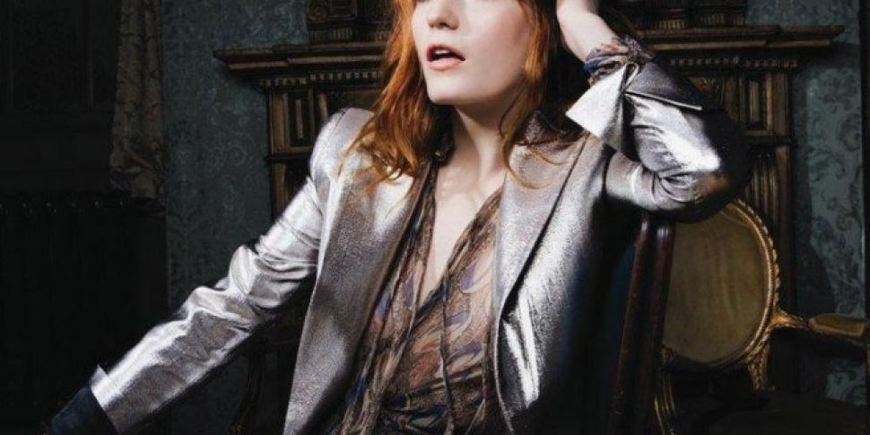 Win tickets for Florence And T...
