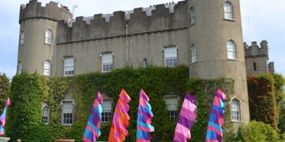 Malahide Castle Getting Ready...