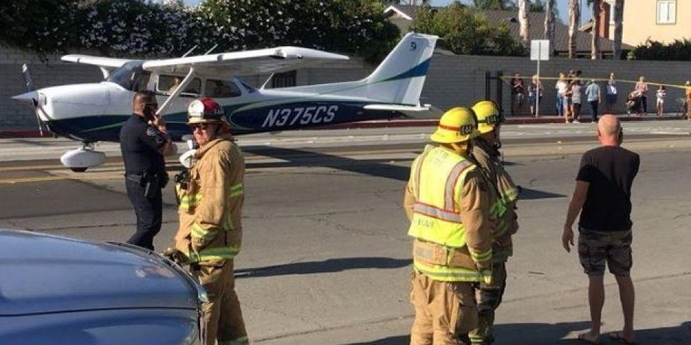 Student Pilot Makes Emergency...