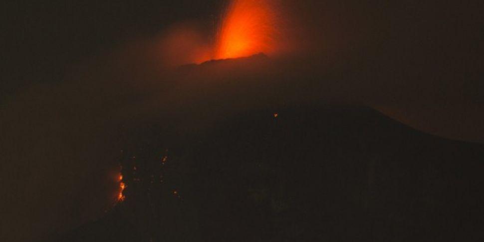 Guatemala Volcano Deathtoll Co...