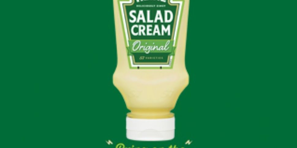 Salad Cream Is Changing Its Na...