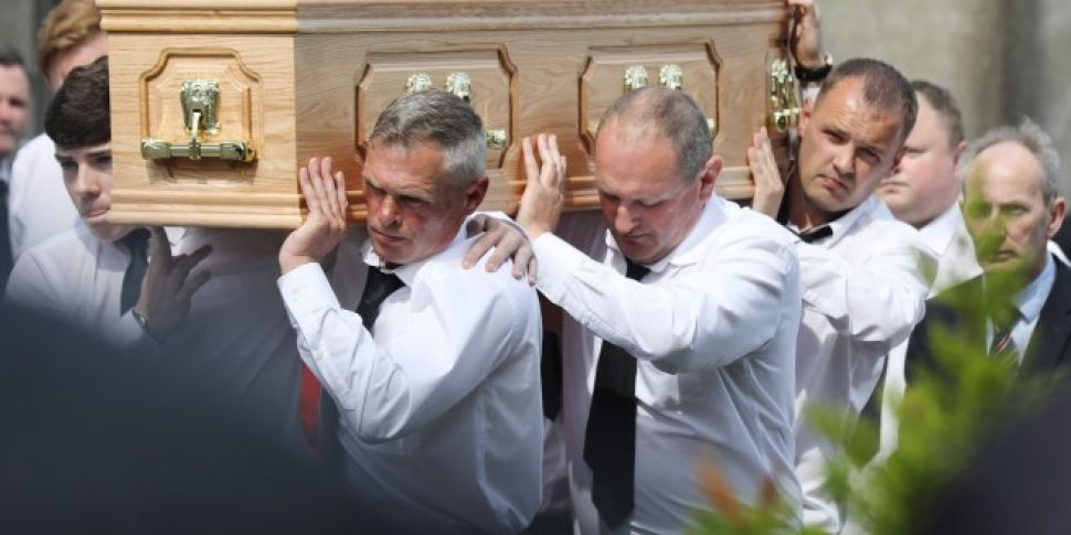 Funeral Held For Victim Of Bra...