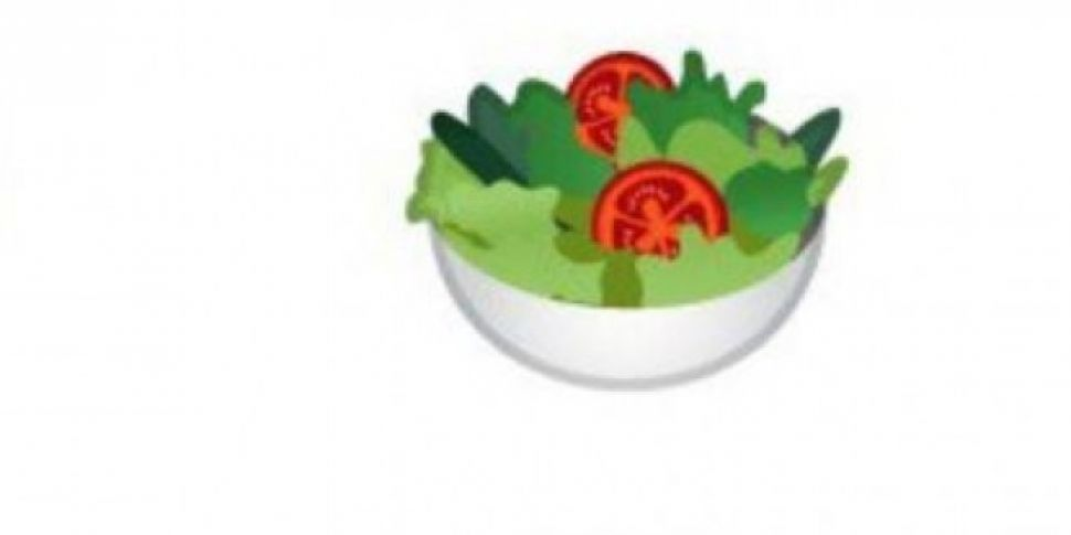 New Salad Emoji Is Vegan-Frien...