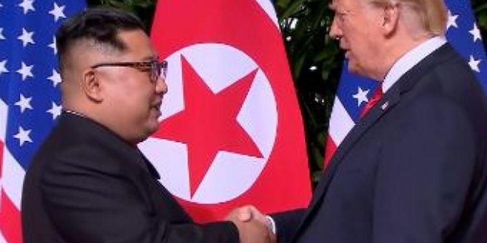 Trump And Kim Reach A Deal