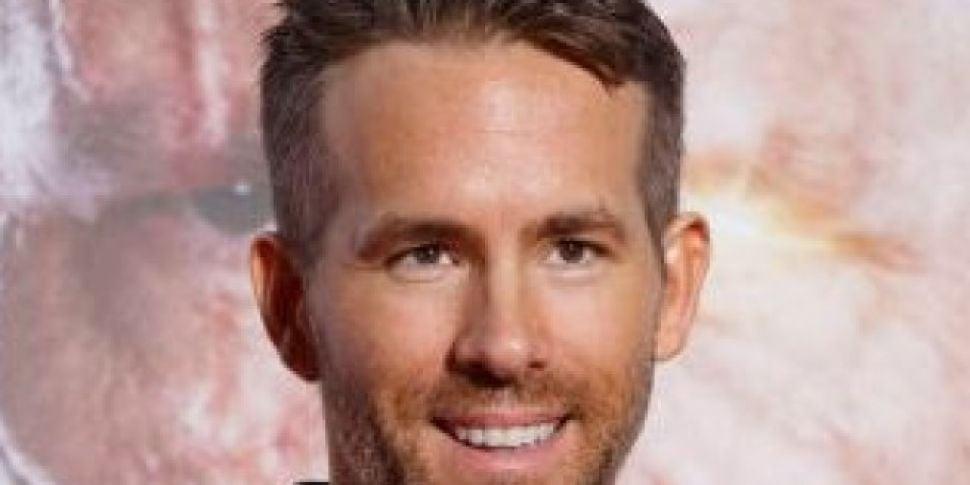 Ryan Reynolds Has A Really Hot...