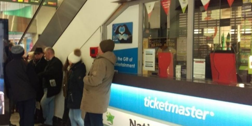 Rolling Stones Tickets Go On S...