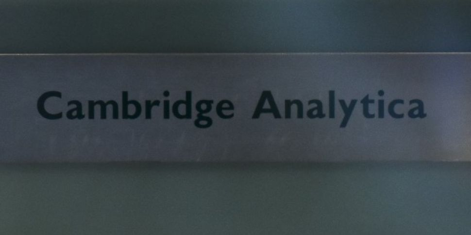 Cambridge Analytica Offices Se...