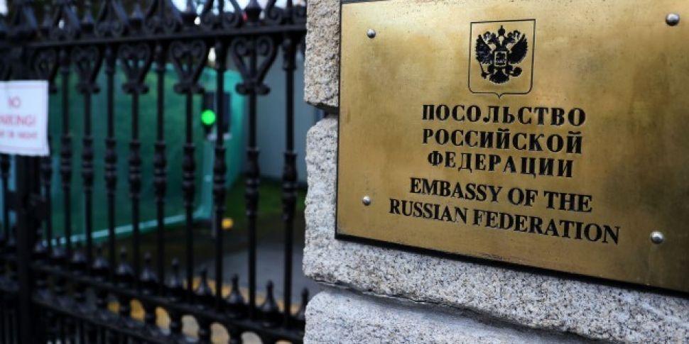 Russian Ambassador Says Expuls...
