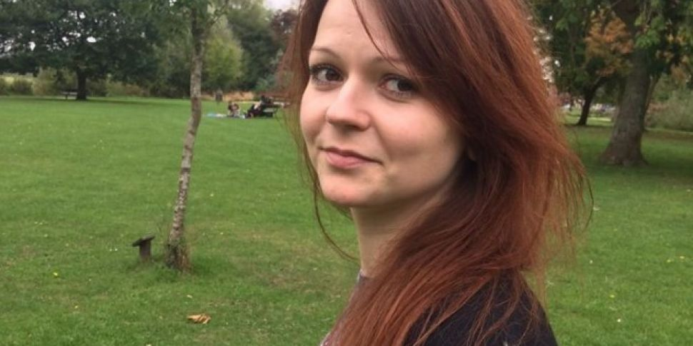 Yulia Skripal To Be Discharged...