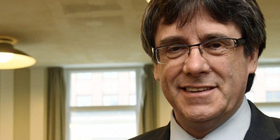 Former Catalan Leader Offered...