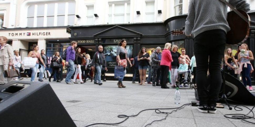 "Dublin Busking Clampdown ""..."