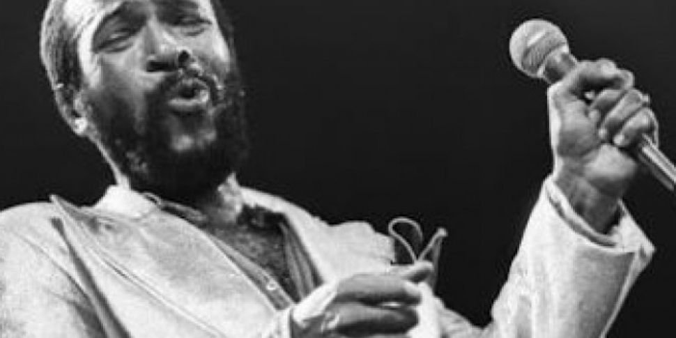 This Isolated Marvin Gaye Voca...