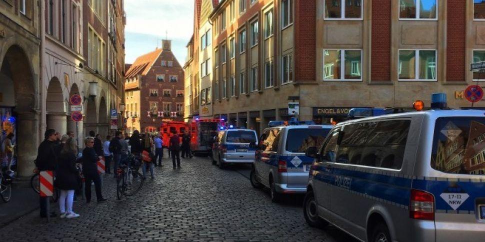 Three Dead and Twenty Injured...