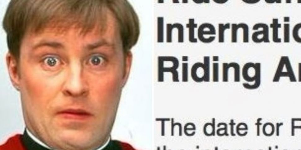 The International Day Of Ridin...