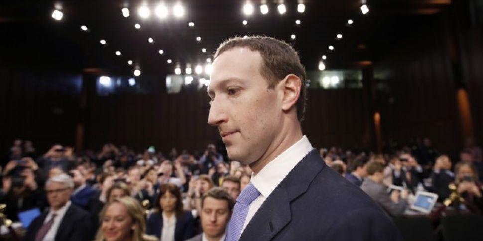 Zuckerberg Testifies Over Camb...