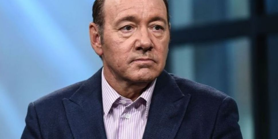 Kevin Spacey Appears In Court...