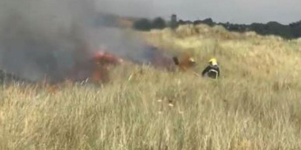 County Wexford Beach Fire Brou...