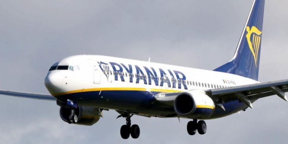 Ryanair Apologises for 20 hour...