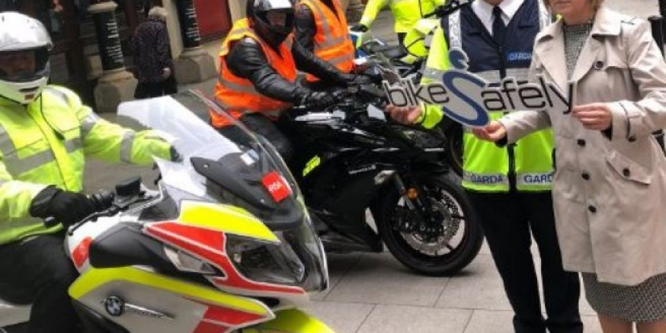 Bikers Urged Not To Take Risks...