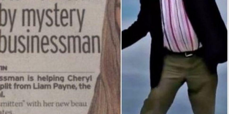 Has Cheryl's Irish Mystery...