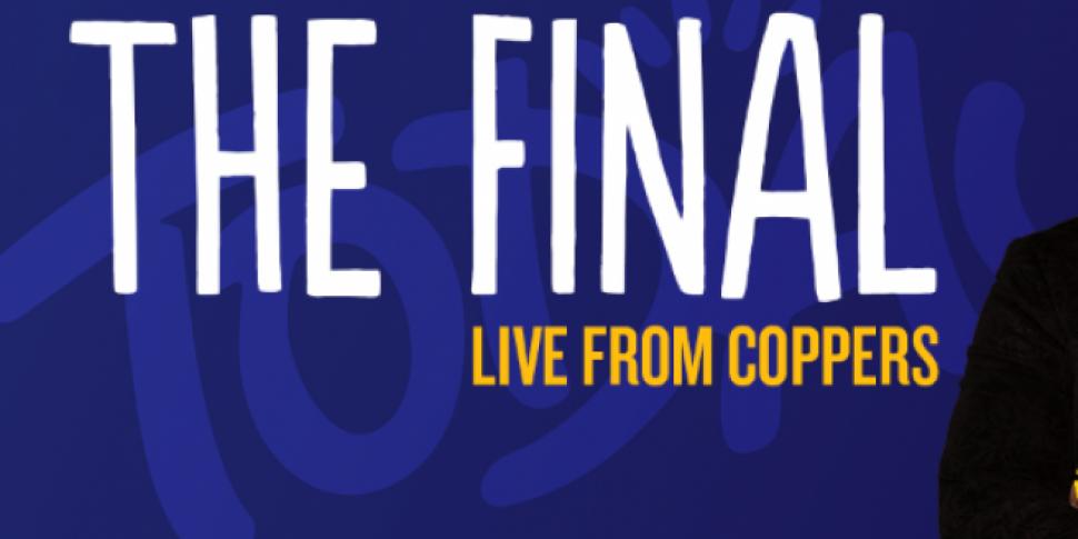 The Football Final - Matt Coop...