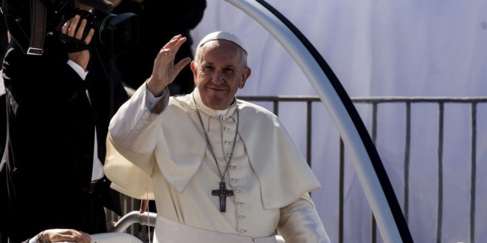 """Pope Francis Begs """"Lord&#3..."""