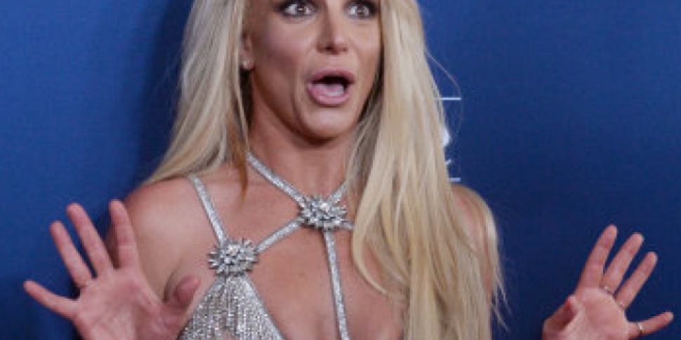 Britney Spears Forgets Where S...