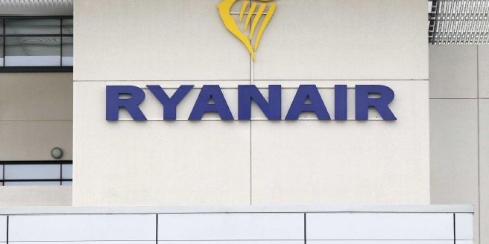 Ryanair Talks Adjourned Withou...
