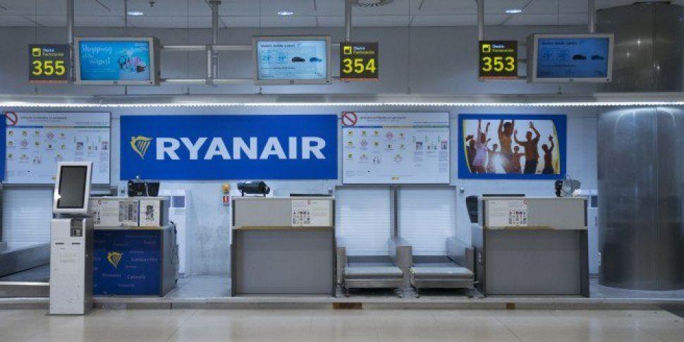 15% of Ryanair Flights Cancell...