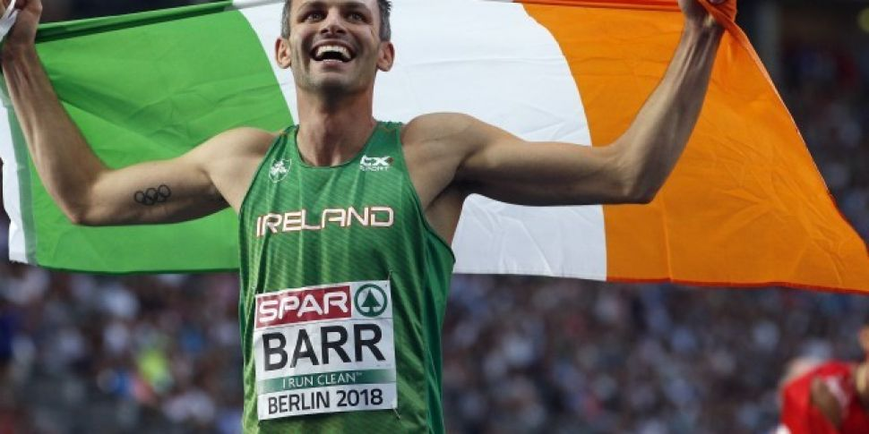 Irish Man Thomas Barr Claims B...