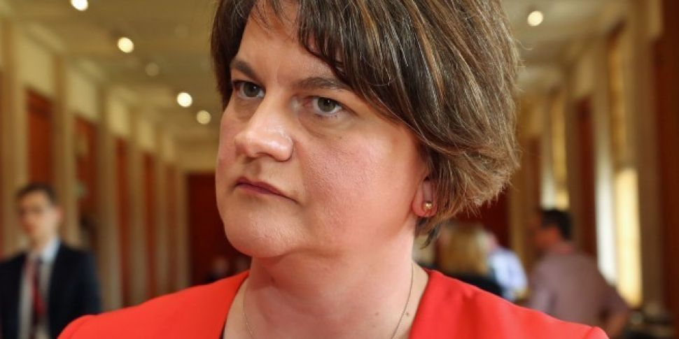 DUP Leader Claims Good Friday...