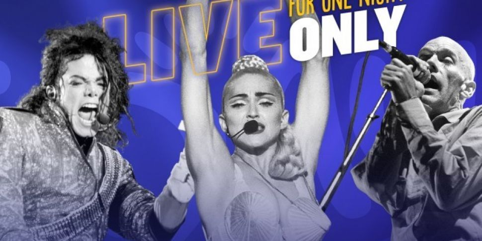 'Live For One Night Only&#...