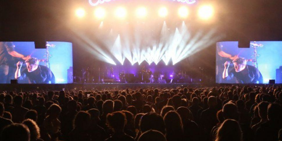 Electric Picnic Gets Underway